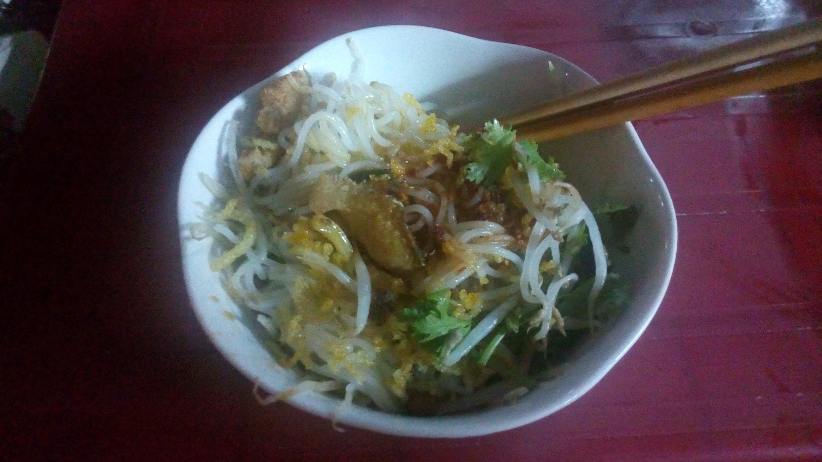 Typical food in Hue